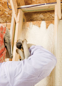 Guelph Spray Foam Insulation Services and Benefits
